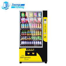 Bulk Snacks For Vending Machines Impressive Large Capacity Snacks Beverages Snack China Bulk Drinks Vending