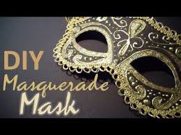 Masquerade Mask Decorating Ideas Fabulous DIY Make Your Own Masquerade Mask from Scratch 84