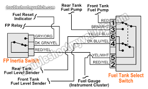 block alternator out power steering diagram for a 1969 1990 ford f150 fuel pump wiring diagram