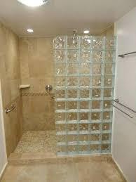 glass block shower kits glass block shower kits uk