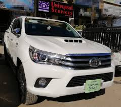Toyota Hilux Revo V Automatic 3.0 2017 for sale in Islamabad ...