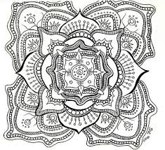 Small Picture Free Printable Mandalas Coloring Pages Adults Photos Coloring Free