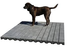 outdoor kennel flooring raised dog kennel dog run flooring