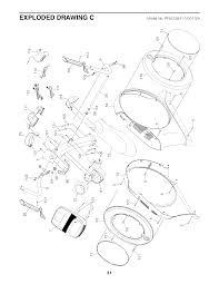 Proform 510 ex elliptical power cord with proform 510 e elliptical pfel058110 ideas pfel058110 page