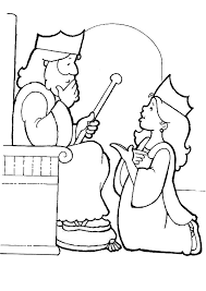 Small Picture For Kids Download Queen Esther Coloring Pages 77 About Remodel