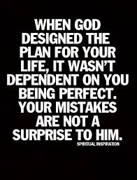 Gods Plan Quotes Impressive Your Mistakes Are Not A Surprise To God Quotes Pinterest