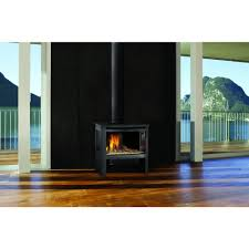 Freestanding Gas Stove Lopi Cypress Direct Vent Freestanding Gas Fireplace