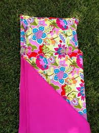 Nap Mat Cover With Attached Pillow And Blanket