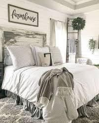 beautiful farmhouse bedroom design