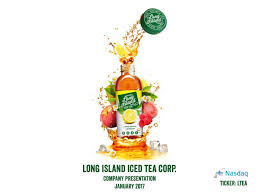 Long Island Iced Tea Ltea Presents At 2017 Icr Conference Long