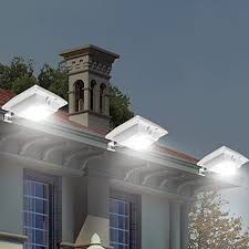 Solar  Outdoor Wall Mounted Lighting  Outdoor Lighting  The Solar Garage Lighting