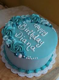 Pink Lady Round Birthday Cake 150kg Nethusara