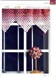 crochet curtains crochet curtain crochet curtain free