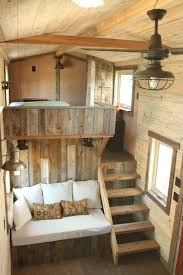 A beautiful custom rustic home from SimBLISSity Tiny Homes. Made ...