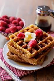 Light N Crispy Waffles My Favorite Buttermilk Waffles