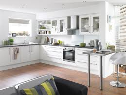 Wooden Floors In Kitchens Cream Kitchen Cabinets With Dark Hardwood Floors Kitchen Homes