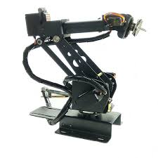 details about 6 axis robot arm 6dof robotic arm industrial mechanical arm diy sz