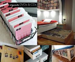 Have Too Many DVDs Try These 7 DVD Storage Ideas  Dvd Storage Diy Dvds
