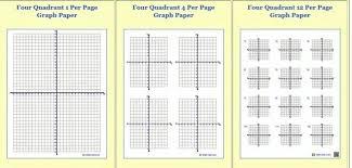 Graph Paper Print Math 1 Inch Grid Paper Template Print 1 Inch Graph