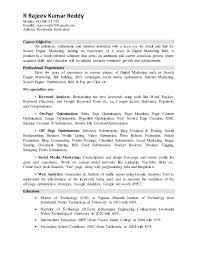 Sample Resumes For Marketing Professionals Delectable Marketing Resume Keywords Kenicandlecomfortzone