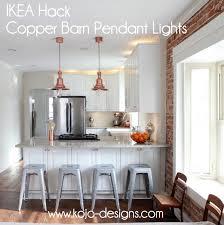 drum pendant lighting ikea hektar kojo designs copper barn light ikea