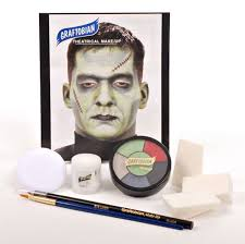 graftobian monster makeup kit