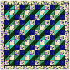 Contrary Wife Quilt Top Layouts - free quilt pattern & Contrary Wife can make a wonderful scrap quilt. Adamdwight.com