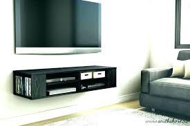 cable box wall mount and cable box wall mount shelf for and cable box mount cable