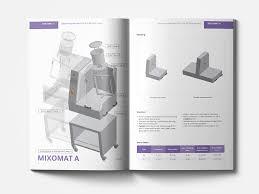 Machinery Product Catalogue Design Almut M