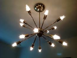 these bulbs are the perfect choice for my sputnik light fixture