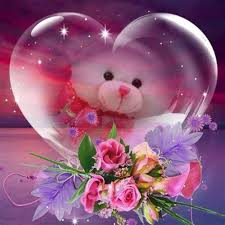 teddy bears with hearts and roses animated. Fine Bears Teddy Bears With Hearts And Roses Loading In Roses Animated C