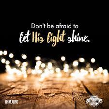 Christmas Sermon Jesus The Light Of The World Jesus Said You Are The Light Of The World When You Turn