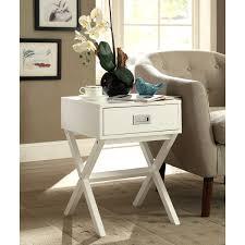 bedroom furniture bedside tables. Charles-Bentley-Retro-Side-Table-Bedside-Table-MDF- Bedroom Furniture Bedside Tables E