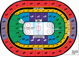First Niagara Center Seating Chart View