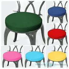 round bistro chair cushions familyfcu round outdoor chair cushion best round outdoor chair cushion