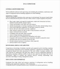 Sample Hvac Resume Cover Letter Best Of How To Write A Internship