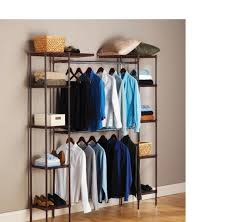seville classics expandable closet organizer image 1 of 1 zoomed image