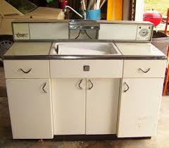 beautiful vintage kitchen cabinet steel kitchens archives retro