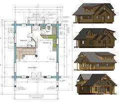 wood house plans 2