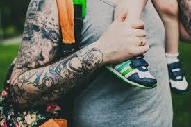 обладатели необычных татуировок о том как они выбрали рисунок и что