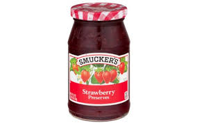 nutrition smucker s strawberry preserves