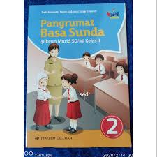 Untuk menguji ingatanmu, kerjakan tugas berikut. Buku Pelajaran Bahasa Sunda Pangrumat Basa Sunda Untuk Kelas 2 Sd Mi Shopee Indonesia