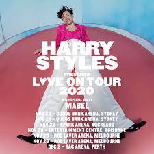 Harry Styles - LOVE ON TOUR 2020 ...