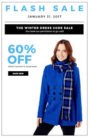 january 31 2017 60 off select women s outerwear now