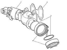 amazon com volvo truck egr valve replacement kit for d16 engines volvo truck egr valve replacement kit for d16 engines uso4 85109691