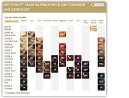 Argan Oil Hair Color Chart About Argan Oil Glossing Cream Argan Color
