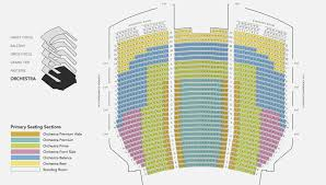 Royal George Seating Chart 41 Bright Orpheum Theater Omaha Seating