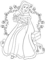 Colouring Pages Disney Princess Free Printable Princess Coloring