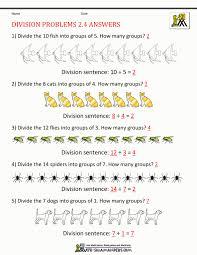 Printables. sentence worksheets for 2nd grade: Nd Grade Division ...
