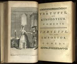 fiction vs reality a comparison of themes in tartuffe and english frontispiece and titlepage of